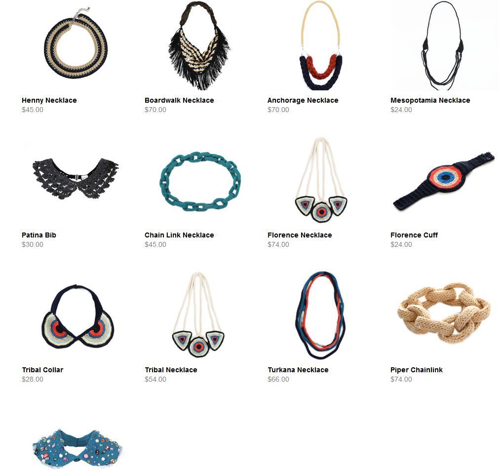 Collar&Jewelry