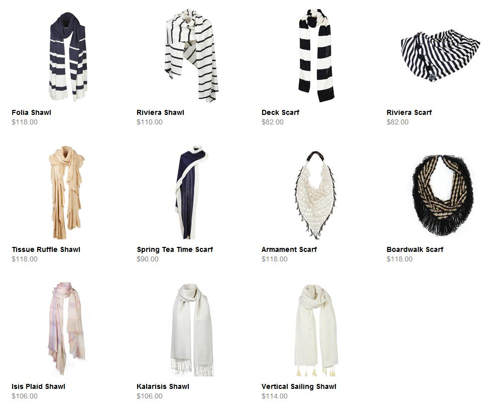 Scarves&Shawls(SS)