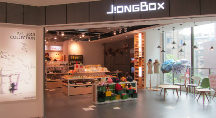 JiongBox银石店