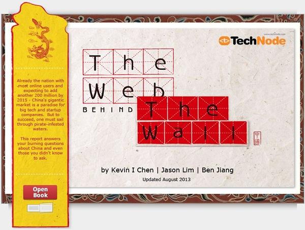 Web Behind The Wall
