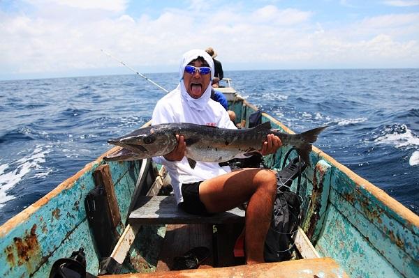 加勒比海海钓