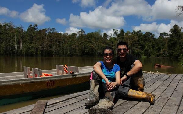 马来西亚婆罗洲雨林探险