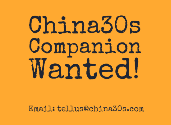 companion wanted