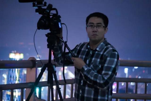 大蒋在拍摄