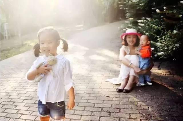 邢子凯与孩子们