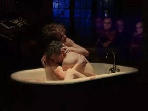 麦克白和他夫人在剧中经典的一幕戏