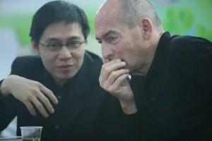 刘宇扬与库哈斯