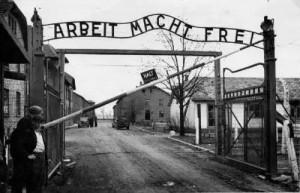 德国集中营(图片来源于网络)
