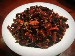 辣椒是重庆菜的精妙所在