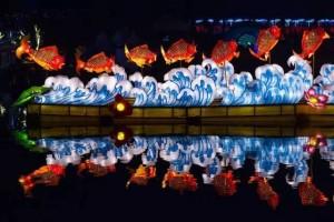 重庆区县的花灯