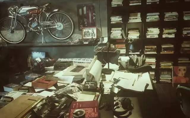 恶鸟的书房