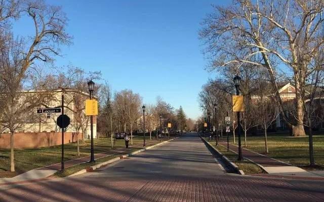 15年底,毕业前拍下的校园风景