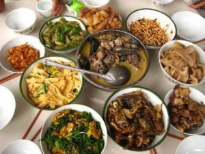Z县本地菜